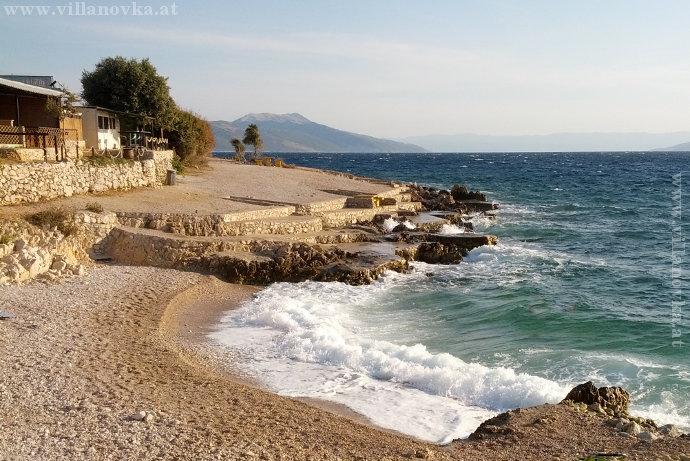 Istrien Strand Ravni Drenje