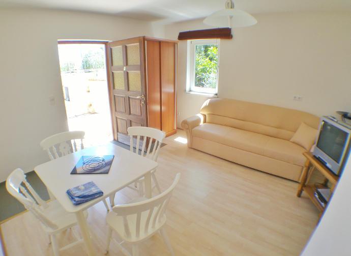 Appartement Drenje 1 Wohnzimmer