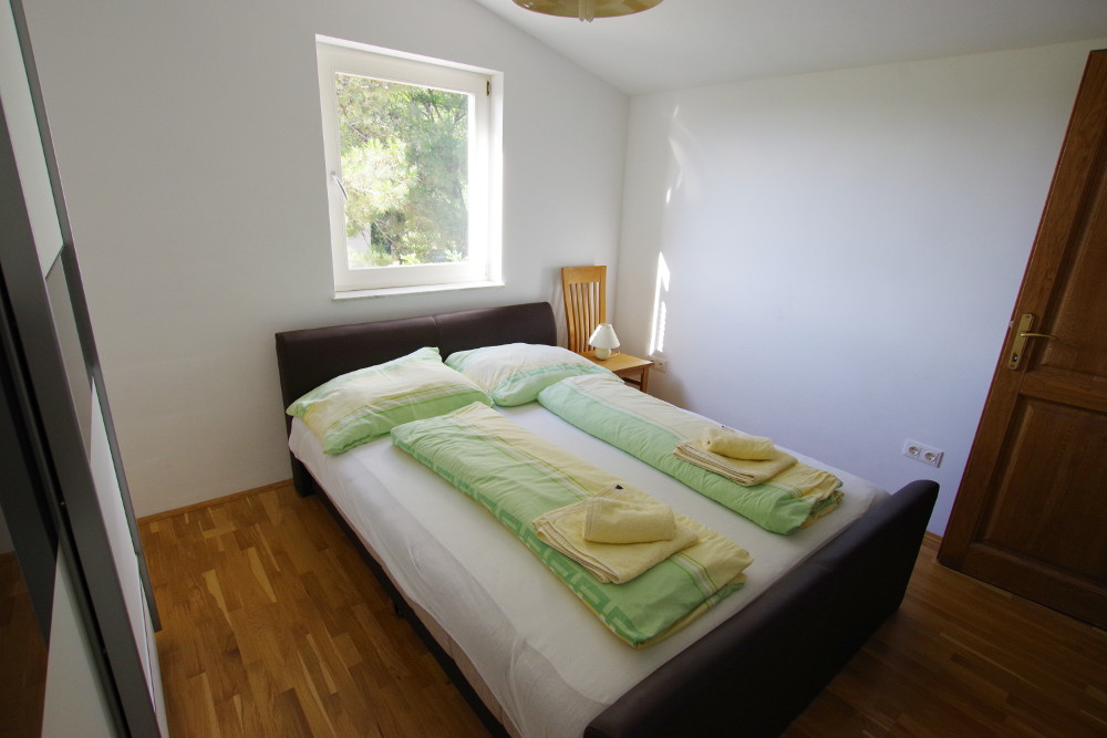 Istrien Appartement Schlafzimmer 7-2