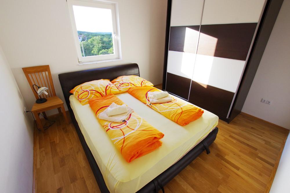 Istrien Appartement Schlafzimmer 8