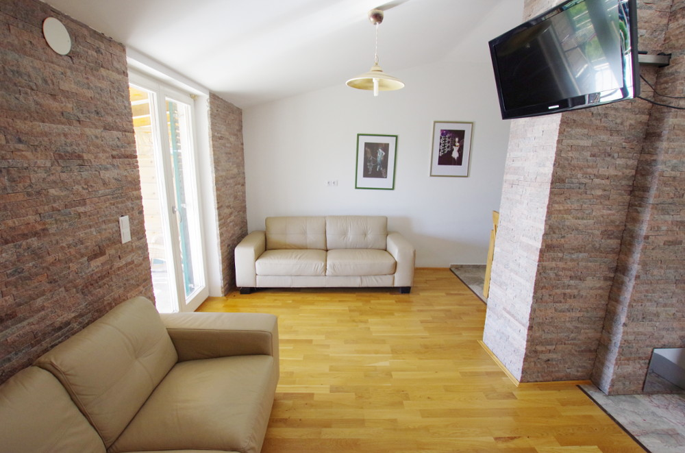 Istrien Appartement 8 Wohnzimmer
