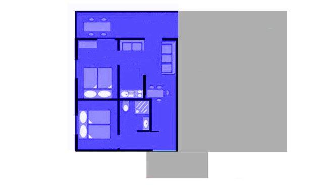 Vergleich Appartements groß 2